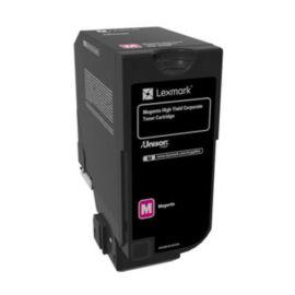 Lexmark Cx725 High Corporate Toner Magenta 16K (Eredeti) 84C2Hme
