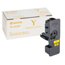 Kyocera Tk-5230 Toner Yellow (Eredeti)