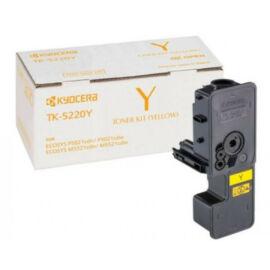 Kyocera Tk-5220 Toner Yellow (Eredeti)