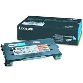 C500H2Cg Cyan Leértékelt Eredeti Lexmark Toner