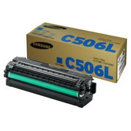 Samsung Clp 680B Cyan Toner 3,5K  Clt-C506L/Els (Su038A) (Eredeti)
