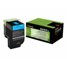 Lexmark Cx510 Extra High Corporate Toner Cyan 4K (Eredeti) 80C2Xce
