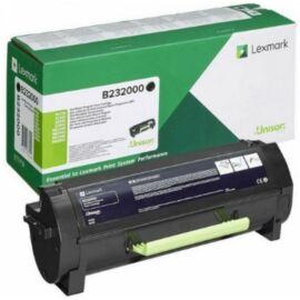 Lexmark B2338/B2442 Return Toner Black 3K (Eredeti) B232000
