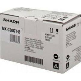 Sharp Mxc30Gtb Toner Bk (Eredeti)