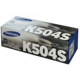Samsung Clp 415 Black Toner  Clt-K504S/Els (Su158A) (Eredeti)