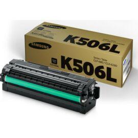 Samsung Clp 680B Black Toner 6K  Clt-K506L/Els (Su171A) (Eredeti)