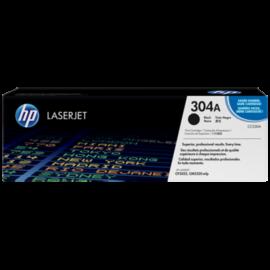 Hp Cc530A Toner Black 3,5K No.304A (Eredeti)
