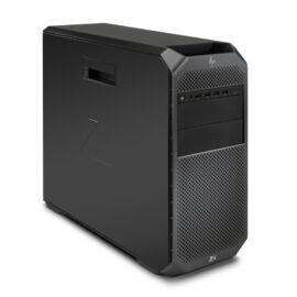 Hp Z4 G4 Workstation; Core I7 7800X 3.5Ghz/16Gb Ram/256Gb Ssd + 1Tb Hdd