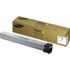 Samsung Slx7400/7500/7600 Yellow Toner  Y806S (Ss728A) (Eredeti)