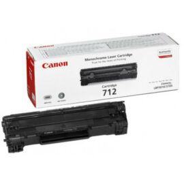 Canon Crg 712 Toner Black 1.500 Oldal Kapacitás