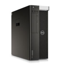 Dell Precision T5810; Xeon E5-1650 V3 3.5Ghz/16Gb Ram/256Gb Ssd + 2Tb Hdd