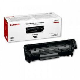Canon Crg 703 Toner Black 2.000 Oldal Kapacitás