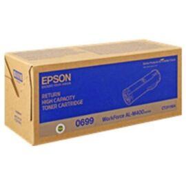 M400 (C13S050699) 23,7K Bk Epson Eredeti Toner