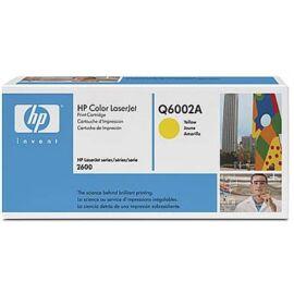 6002A Yellow (124A,Q6002A) Leértékelt Eredeti Hp Toner