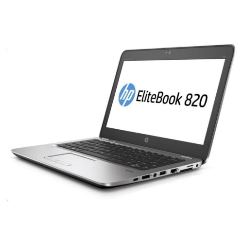Hp Elitebook 820 G3 I5-6200U/8Gb/128Ssd/Cam/Hdr (Használt)