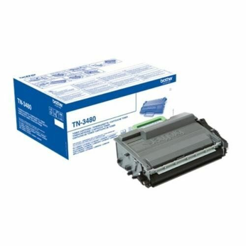 Brother TN-3480 toner fekete