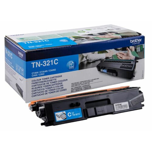 Brother TN-321C kék toner