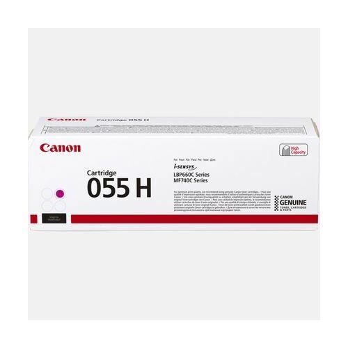 Canon 055 H nagy kapacitású tonerkazetta magenta /3018C002/