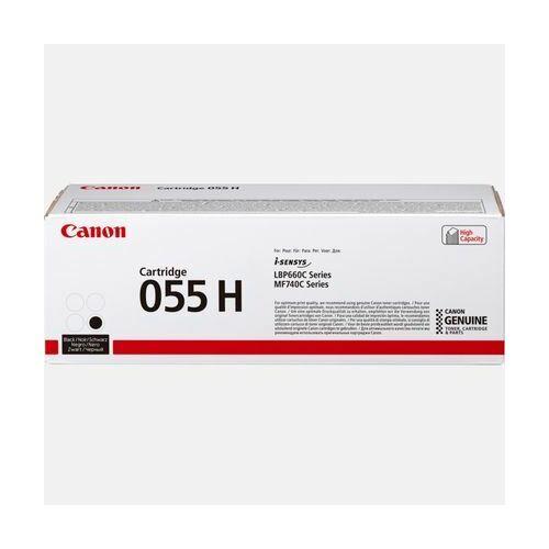 Canon 055 H nagy kapacitású tonerkazetta fekete /3020C002/