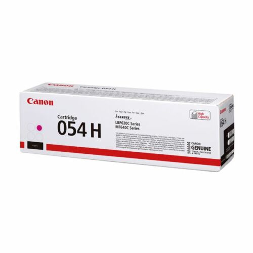 Canon 054 H Nagy Kapacitású Tonerkazetta Magenta /3026C002/