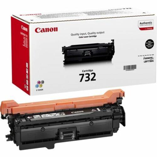 Canon 732BK fekete toner /6263B002/