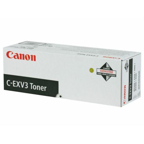 Canon C-EXV3 fekete toner