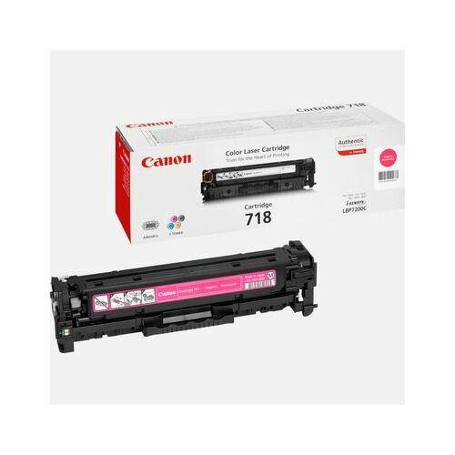 Canon Crg 718M Magenta Toner /2660B002/