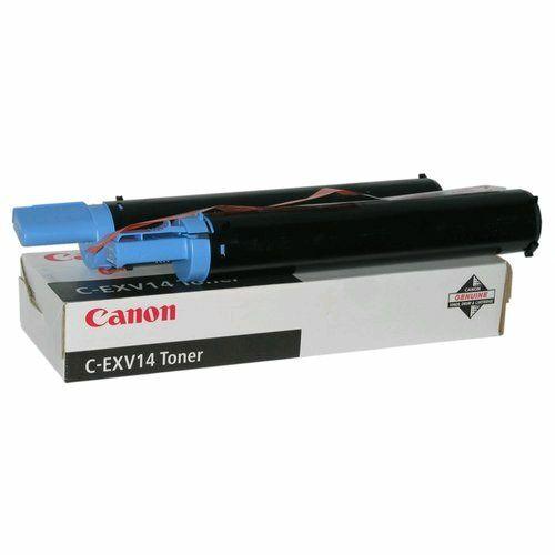 Canon C-Exv-14 Fekete Toner