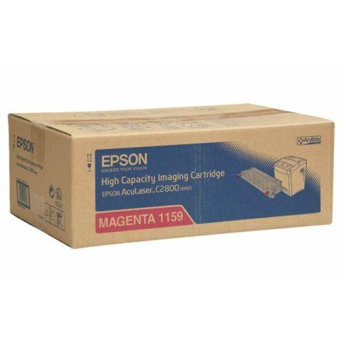 Epson C13S051159 toner bíbor