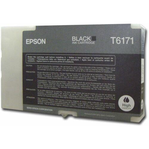 Epson T617100 fekete toner