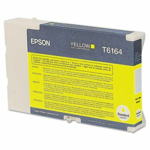 Epson T616400 toner sárga