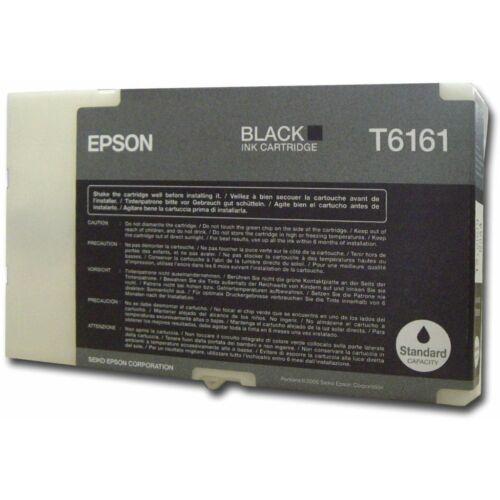 Epson T616100 Fekete Toner