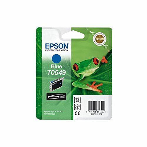 Epson T05494010 kék toner