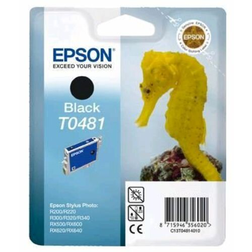 Epson T04814010 fekete toner