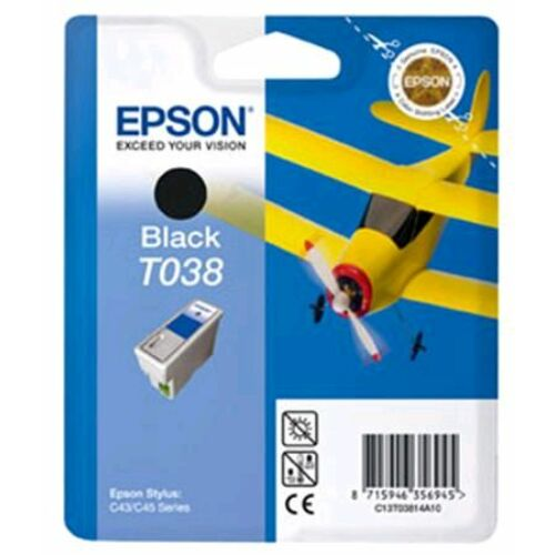 Epson T03814A10 fekete toner