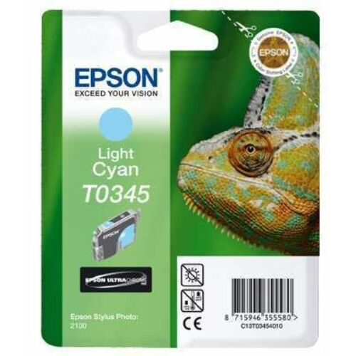 Epson T03454010 Light Cyan toner