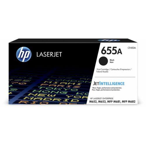 Hp 655A Laserjet Tonerkazetta Fekete /Cf450A/