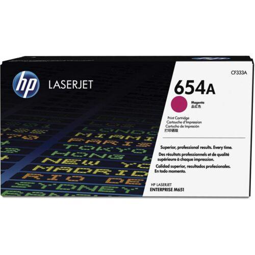 HP 654A tonerkazetta magenta /CF333A/