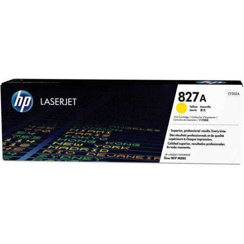 HP 827A tonerkazetta sárga /CF302A/