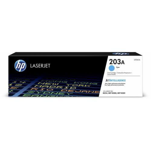 HP CF541A toner kék (203A)