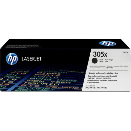 HP CE410X (305X) fekete toner