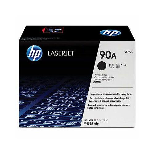 HP CE390A (90A) fekete toner