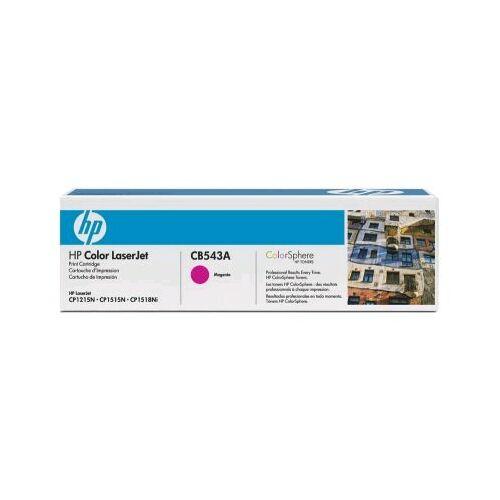 HP CB543A magenta toner (125A)