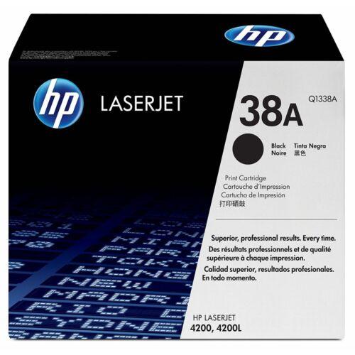 HP Q1338A fekete  toner (38A)