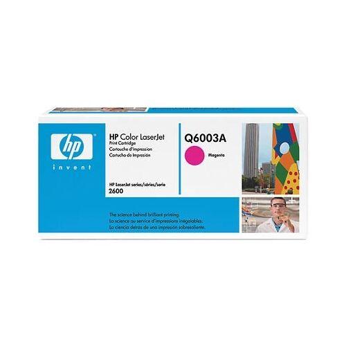 HP Q6003A magenta toner (124A)