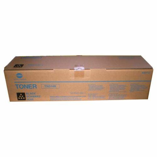 Konica-Minolta TN-314K toner fekete /A0D7151/