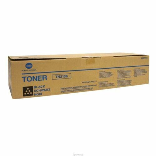 Konica-Minolta TN-213K toner fekete /A0D7152/
