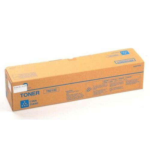 Konica-Minolta TN-213C toner cián /A0D7452/