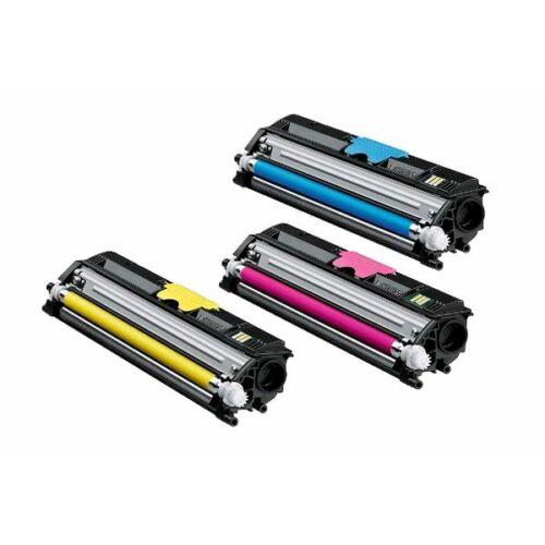 Konica-Minolta A0V30NH Toner készlet (Kék/piros/sárga)
