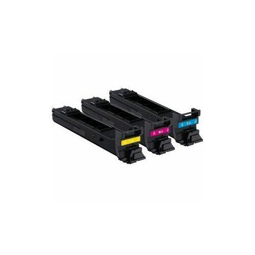 Konica-Minolta A0DKJ52 Toner készlet (Kék/piros/sárga)